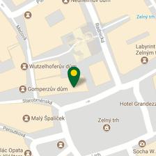 Brno Tržnice – Zelný trh 14–16