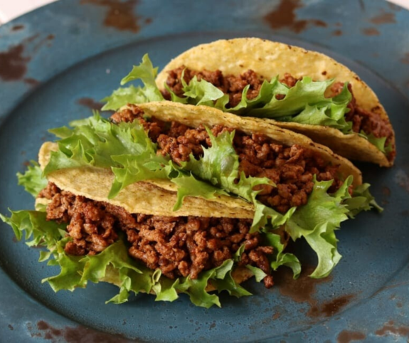 Krůtí taco