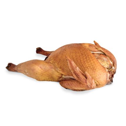 Krocan celý uzený (cca 12–18 kg)